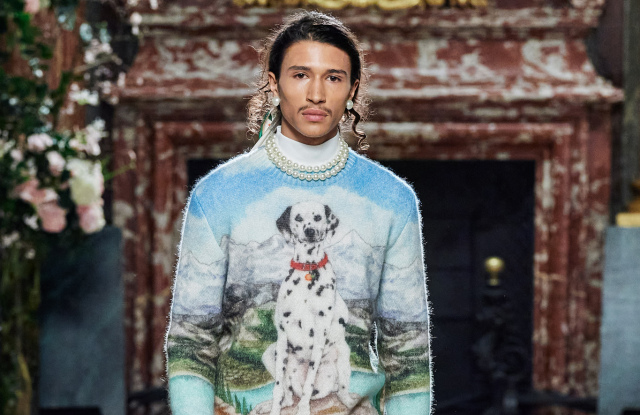 Casablanca Men's Fall 2020