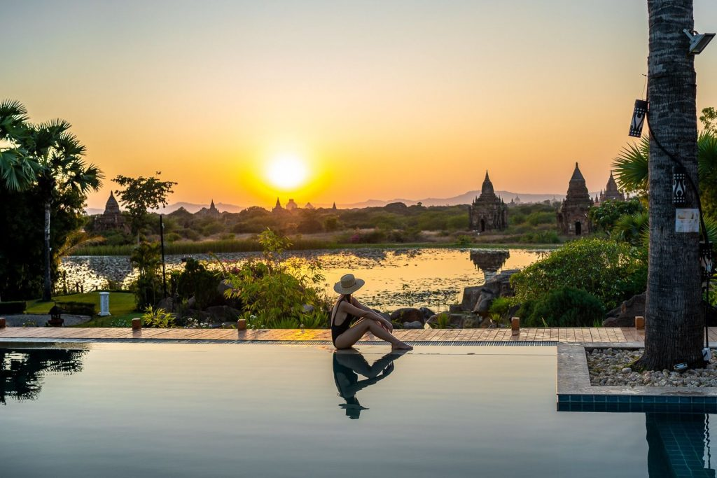 Bagan, Myanmar's Best Sunrise and Sunset Spots