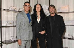 The Valentino Le Blanc Project Unveiled in Milan – WWD