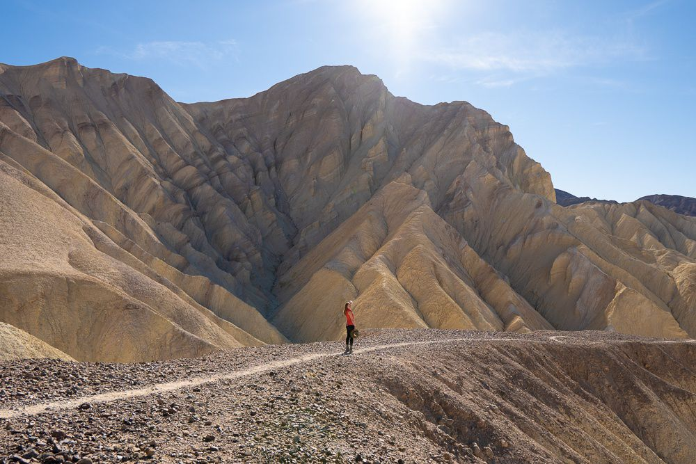9 Essential things to Know about the Golden Canyon in Death Valley