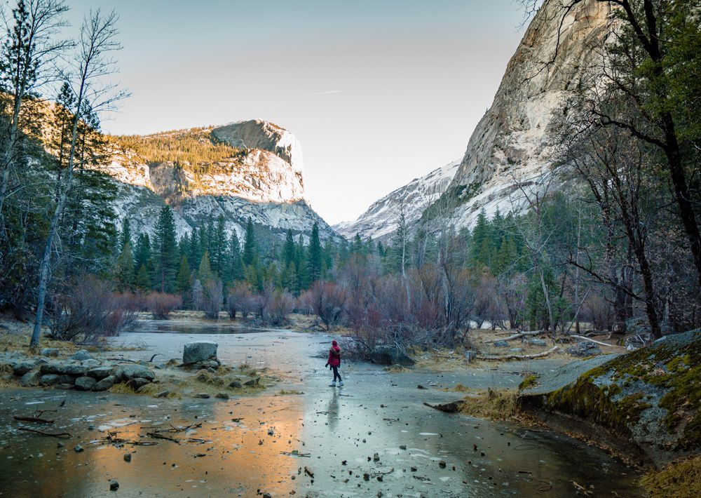 Connect with the Great Outdoors on this Solo NorCal Road Trip