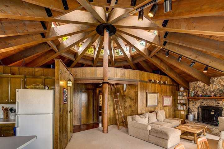 The Best Airbnbs To Dream of In Lake Tahoe