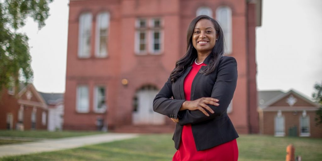 Jennifer Carroll Foy Wants to Be America's First Black Woman Governor