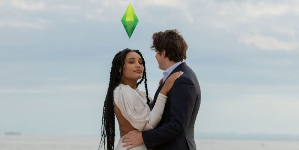I Got Married in the Sims Because I Couldn't Get Married in Real Life